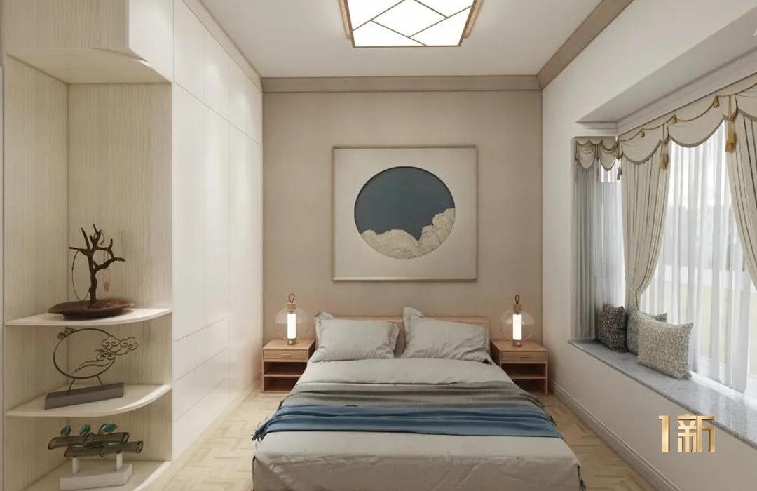 <b>除了好看还要好睡,这几款卧室款款入魂呀!</b>