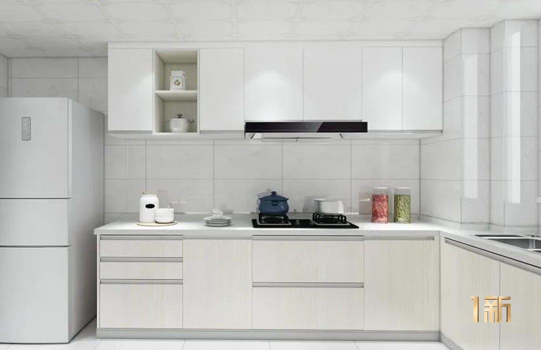 <b>看的见的厨房收纳,有颜又有料</b>