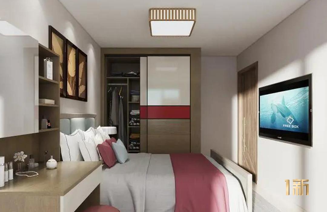 <b>卧室太小怎么设计?要注意哪些事项?</b>