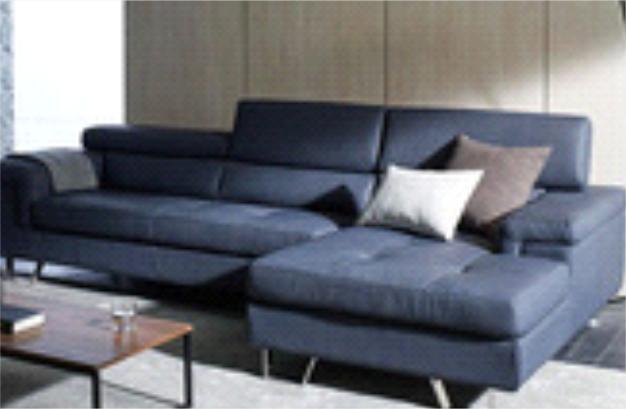 <b>现代简约小户型转角沙发</b>
